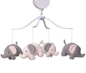 NEW Bedtime Originals Elephant Baby Mobile